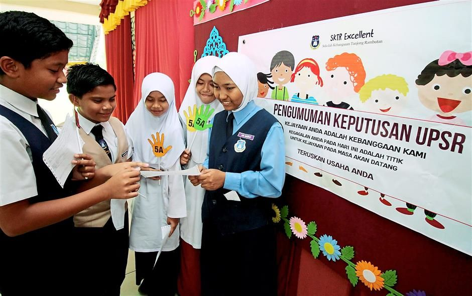 Visually impaired pupils among UPSR achievers – Community | The Star Online