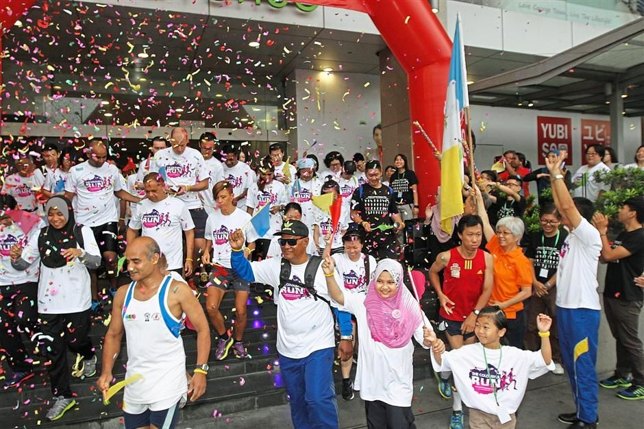 The hearing impaired rule the streets in maiden Colourful Run 2016 – Community | The Star Online