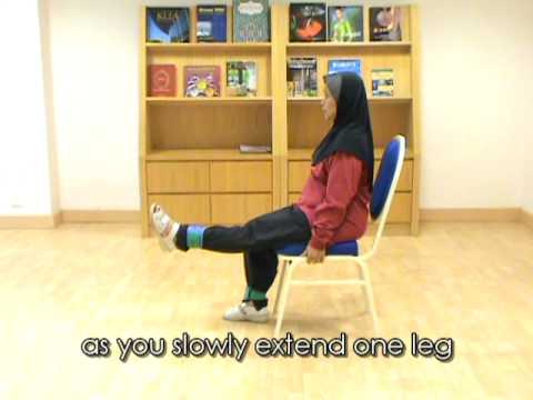 Quadriceps Strengthening Exercise