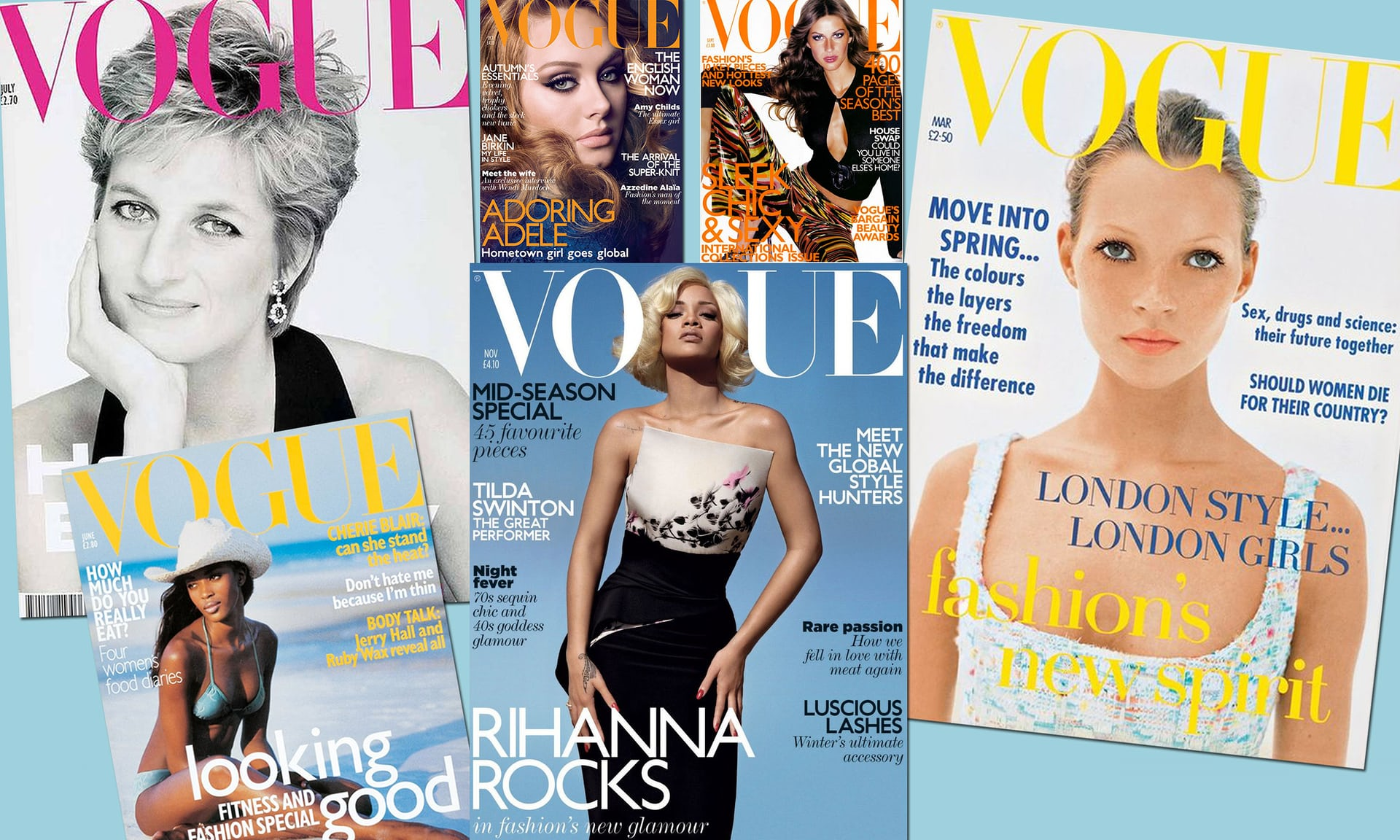 Vogue's 'New Suffragettes': where are the women with disabilities?