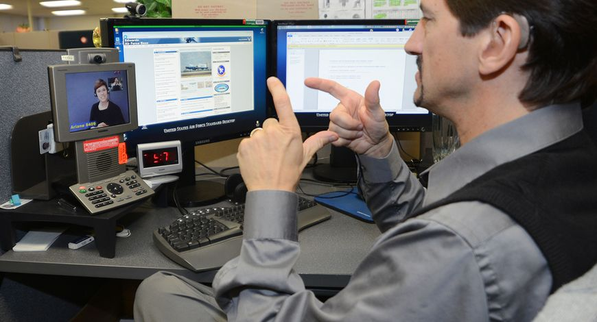 Assistive technology for the Deaf