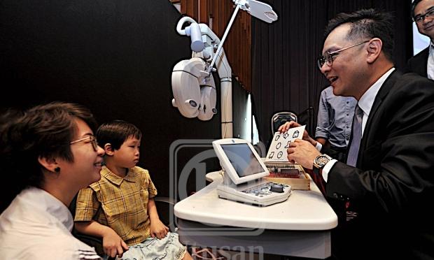 Selamatkan penglihatan anak