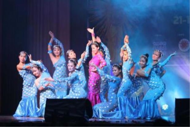 China's deaf dance troupe mesmerises Penangites in first show in Malaysia