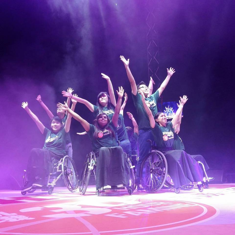 PWD and the Arts