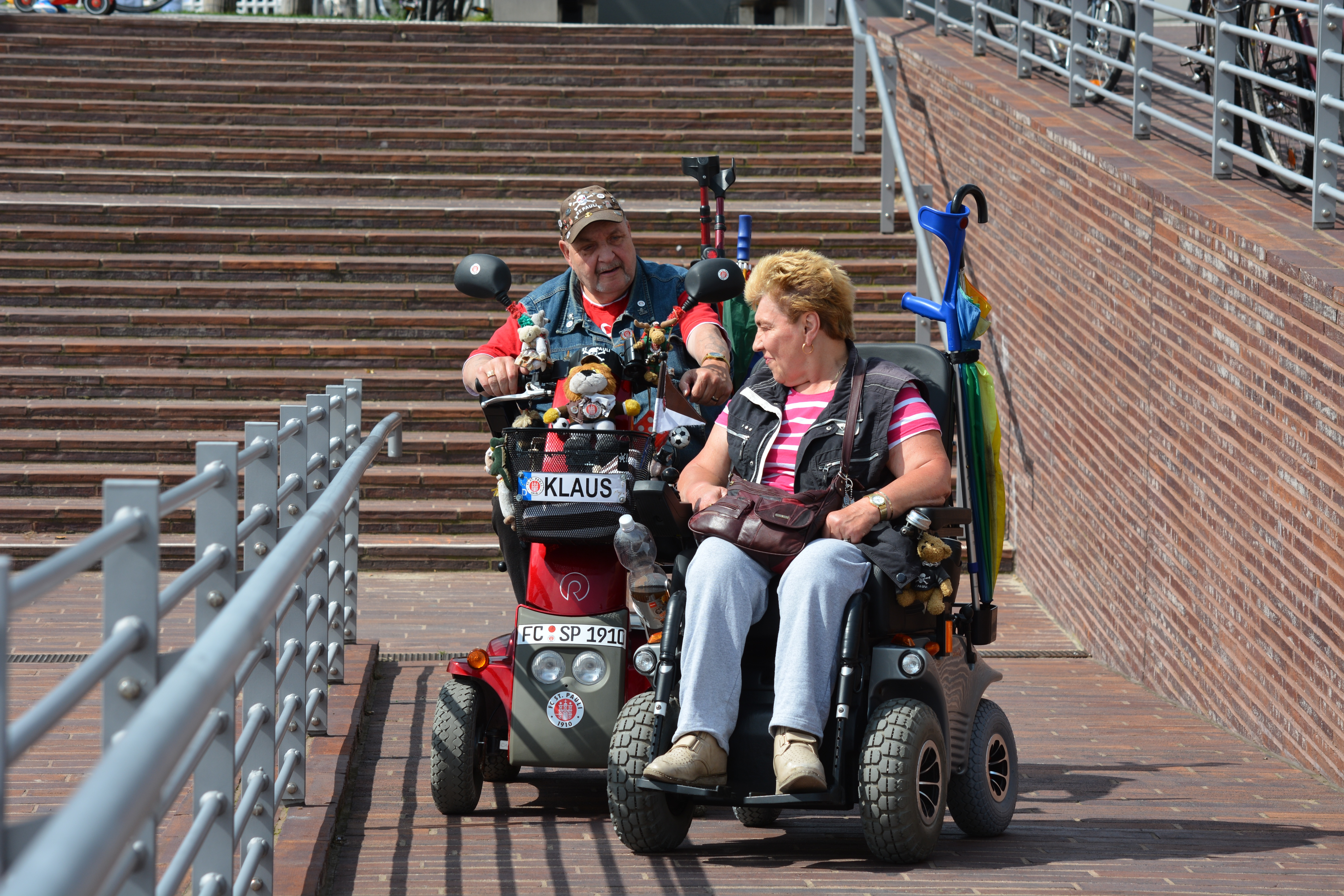 Travel made easy for PWD