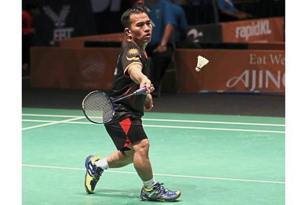 Didin eyes badminton gold at Asian Para Games