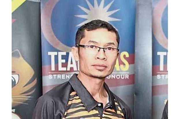 Evergreen Abu Bakar proud to be flag bearer at Para Games