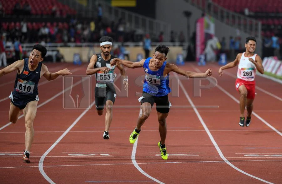 Ridzuan, Latiff smash world records at Asian Para Games