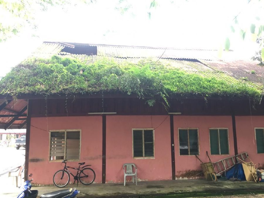 Hostel for the disabled in poor condition, needs funds for repair works