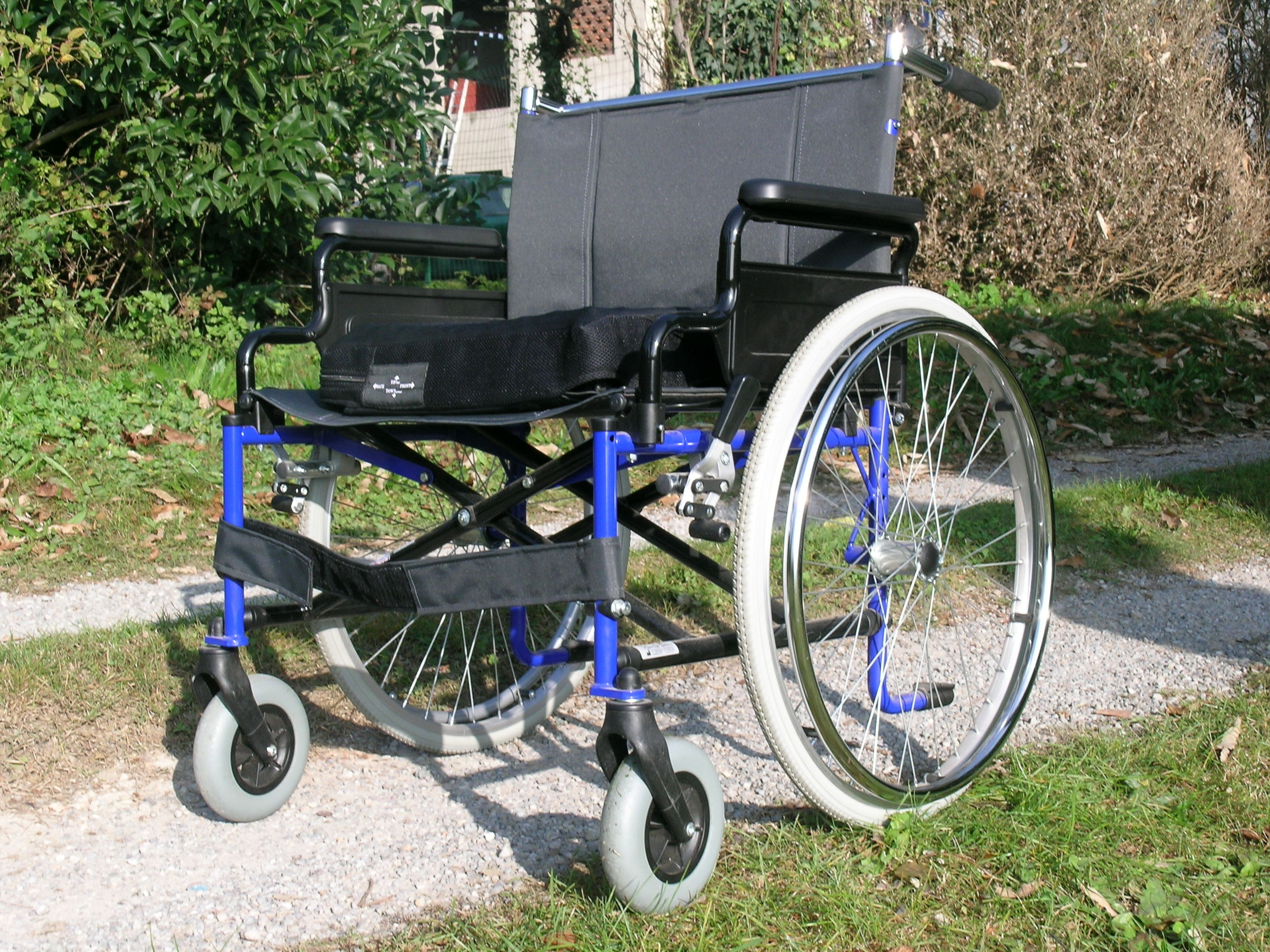 Wheelchair maintenance tips