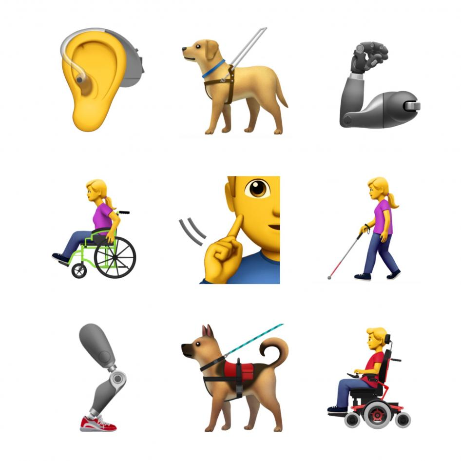 Emojis with Disabilities A Step for Inclusion