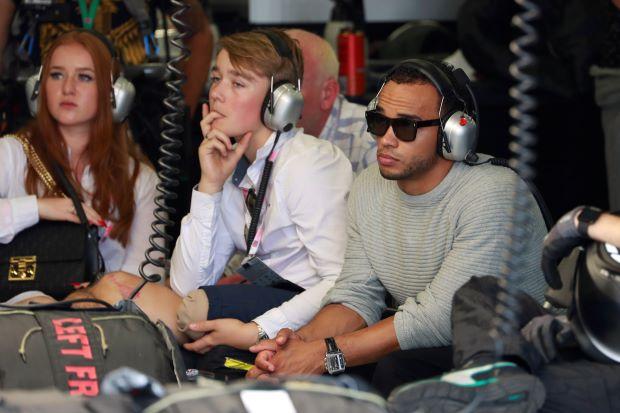 Motor racing – Nicolas Hamilton back on track and doing it his way