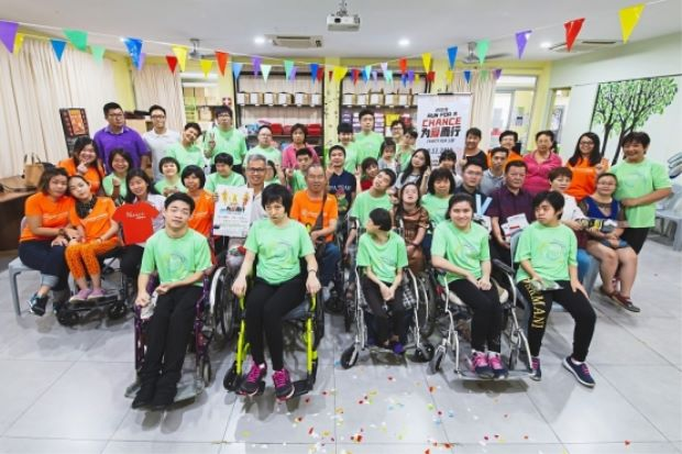 Disabled home to hold charity run