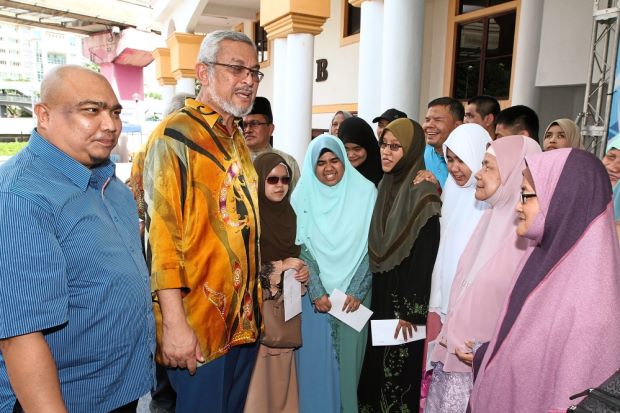 Minister reminds DBKL to ensure barrier-free city