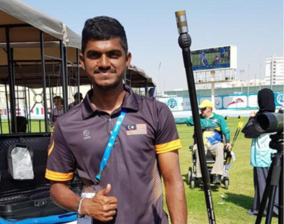 Para archer Suresh wins world title