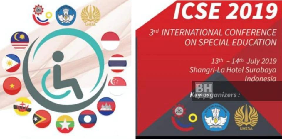 Peluang pekerjaan OKU antara fokus Persidangan Antarabangsa Pendidikan Khas