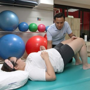 Why rehabilitation is important to recover from a stroke or injury