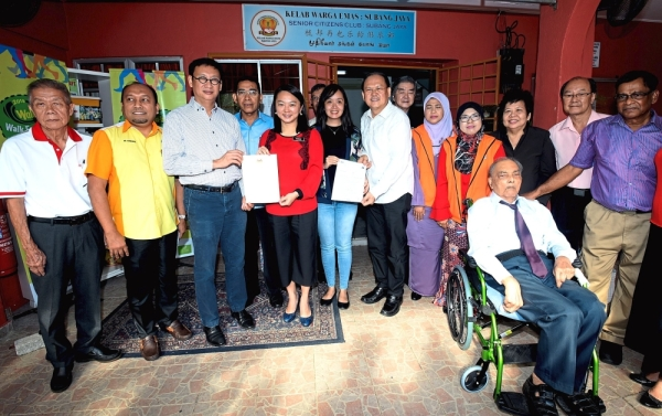 Centre for old folk opens in Subang Jaya