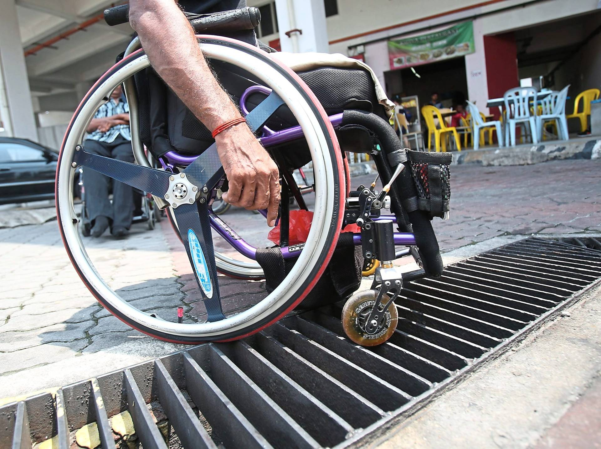 Committed to fighting for rights of the disabled
