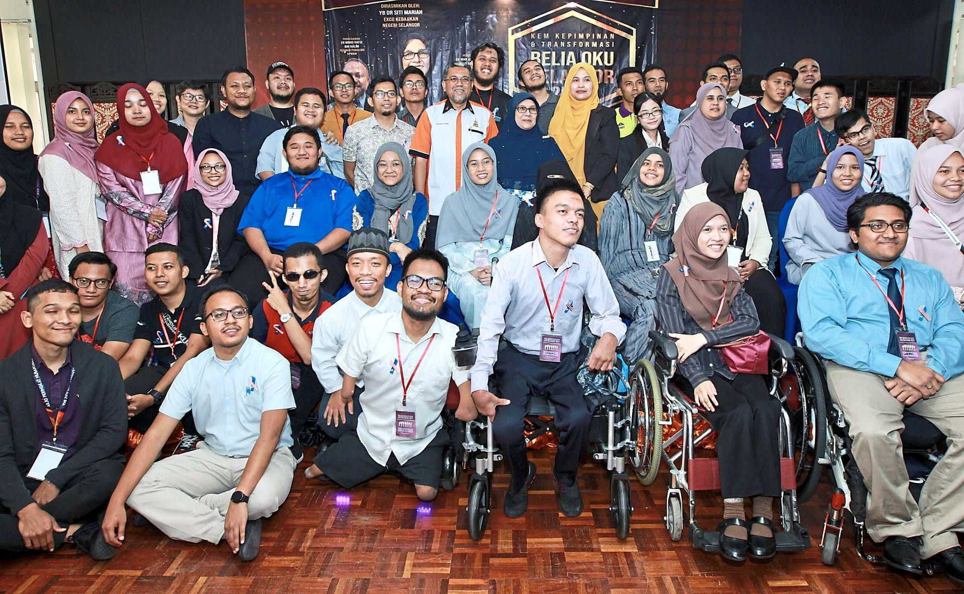 Empowering disabled youth to take the lead