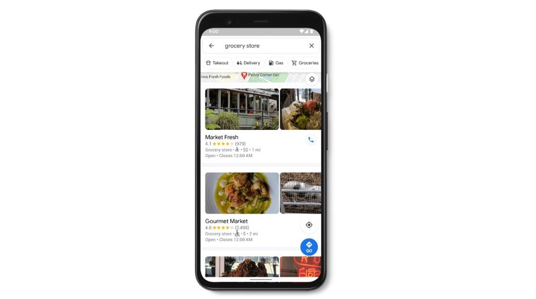 Google Maps to indicate accessible places for disabled