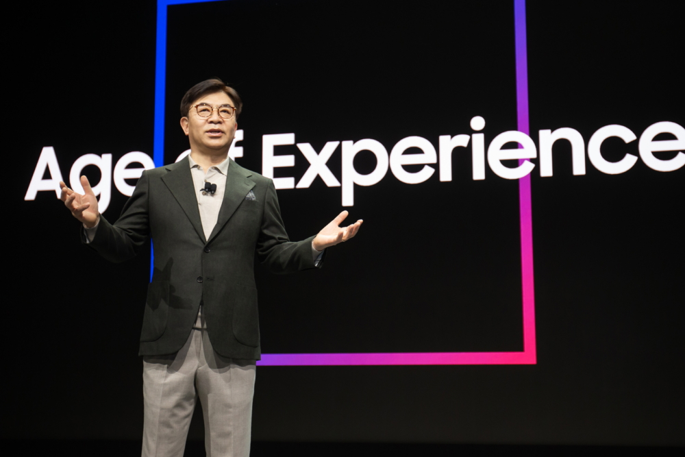 "Samsung showcases ""Age of Experience"" at CES 2020"