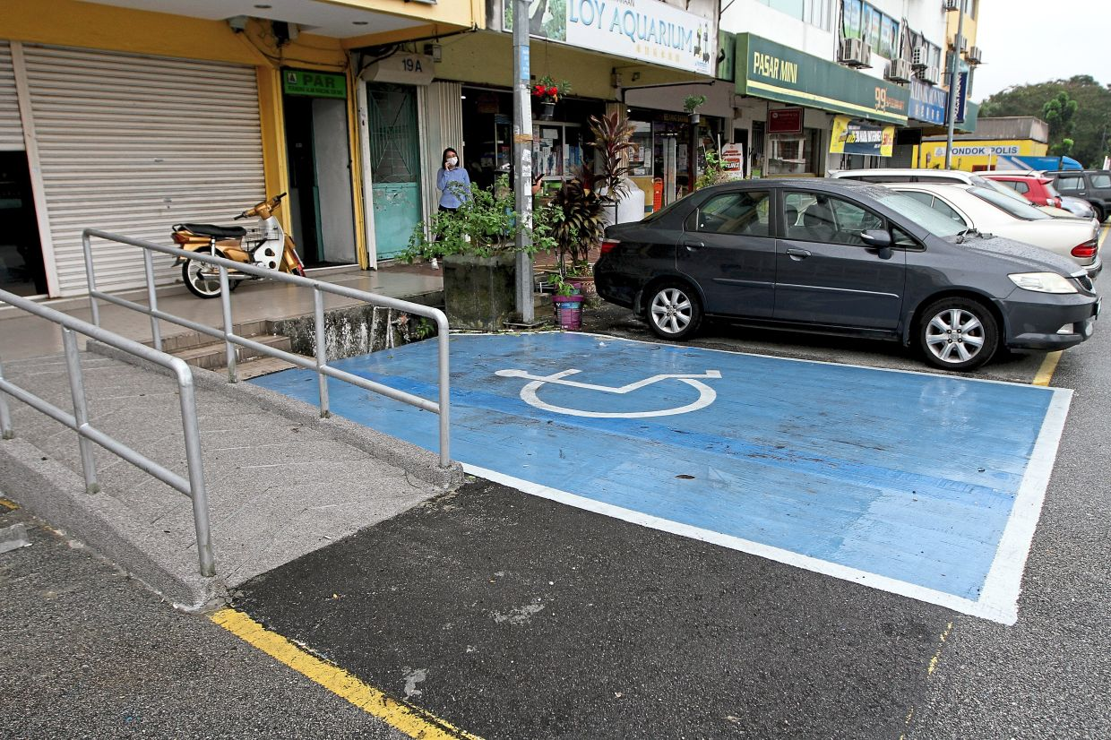 State rep: More OKU parking needed in older commercial areas