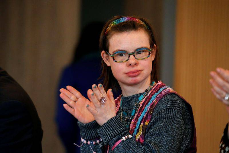 Down's syndrome, so what? One woman's campaign in France's municipal elections