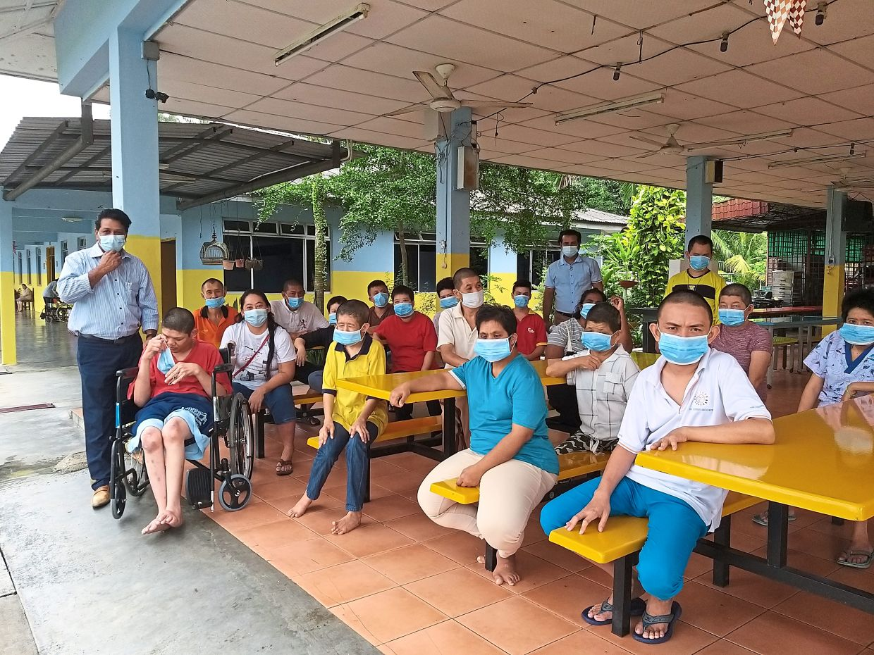 Charity groups hit hard by pandemic
