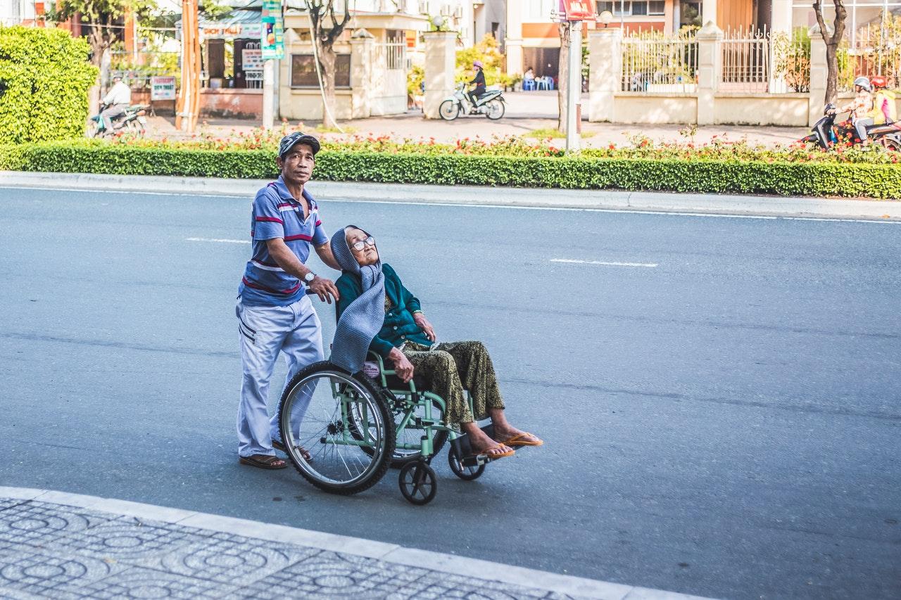 A helpful guide to wheelchair etiquette