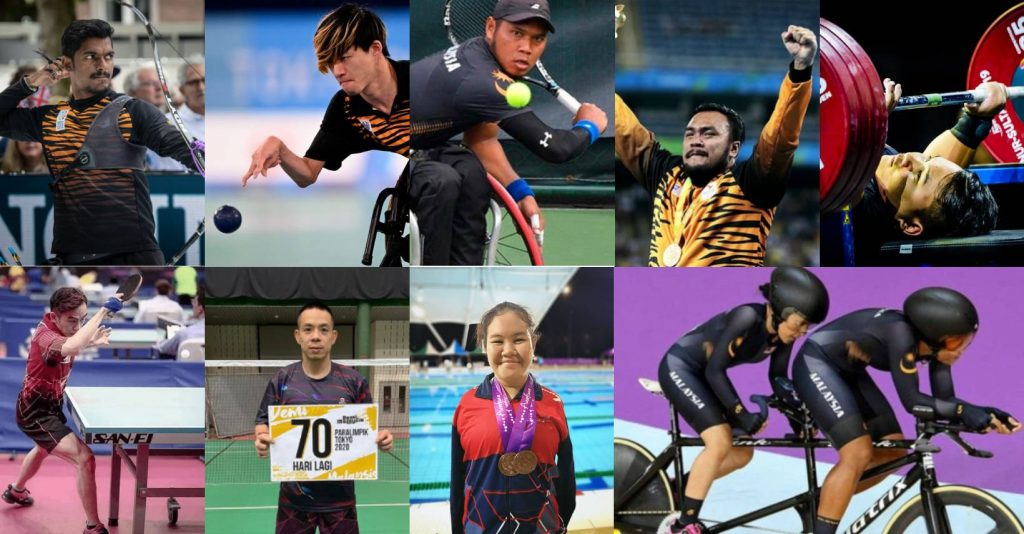 Ganbare Malaysia: Paralympic Athletes to look out for